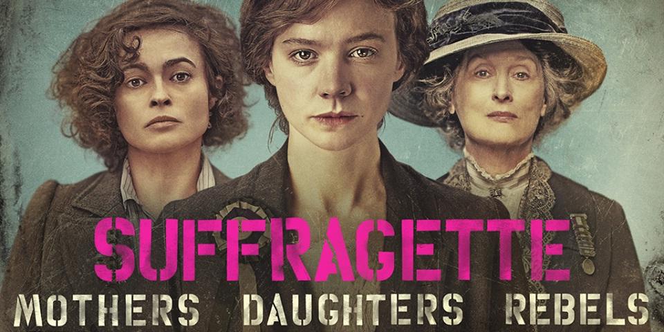 Foto: Reprodução/Facebook/@SuffragetteMovie.