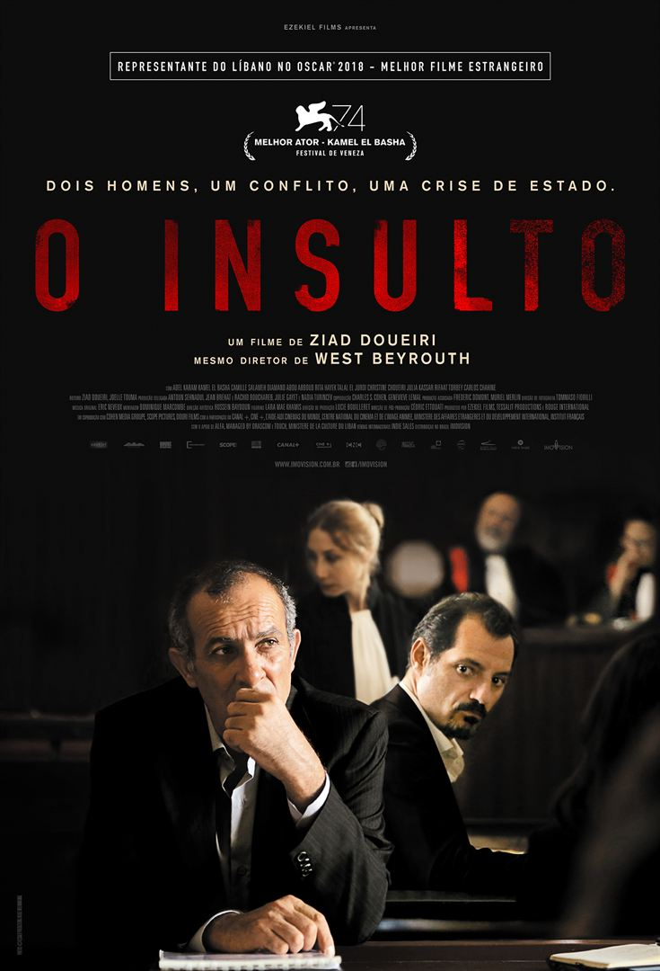 Poster de O Insulto