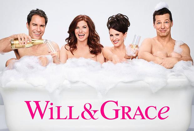 Will and Grace ganha data de estreia no Brasil