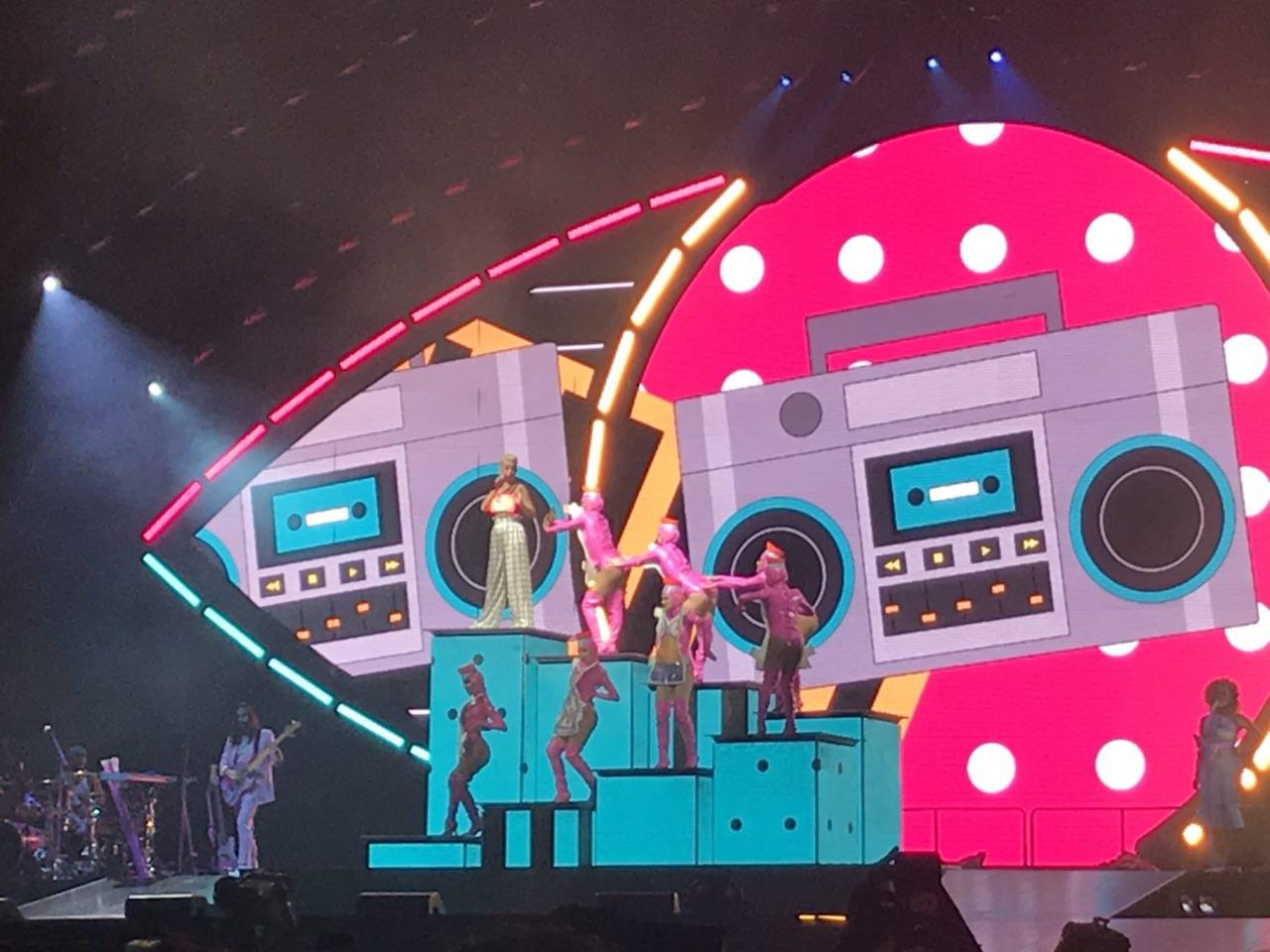 Katy Perry São Paulo