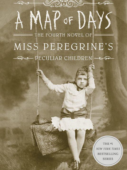 """Saga da """"Srta. Peregrine"""" ganhará nova trilogia de livros"""