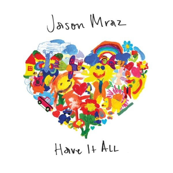 "Jason Mraz lança nova música; venha ouvir ""Have It All"""