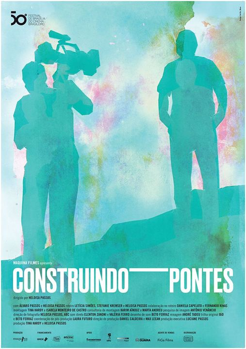 Poster de Construindo Pontes