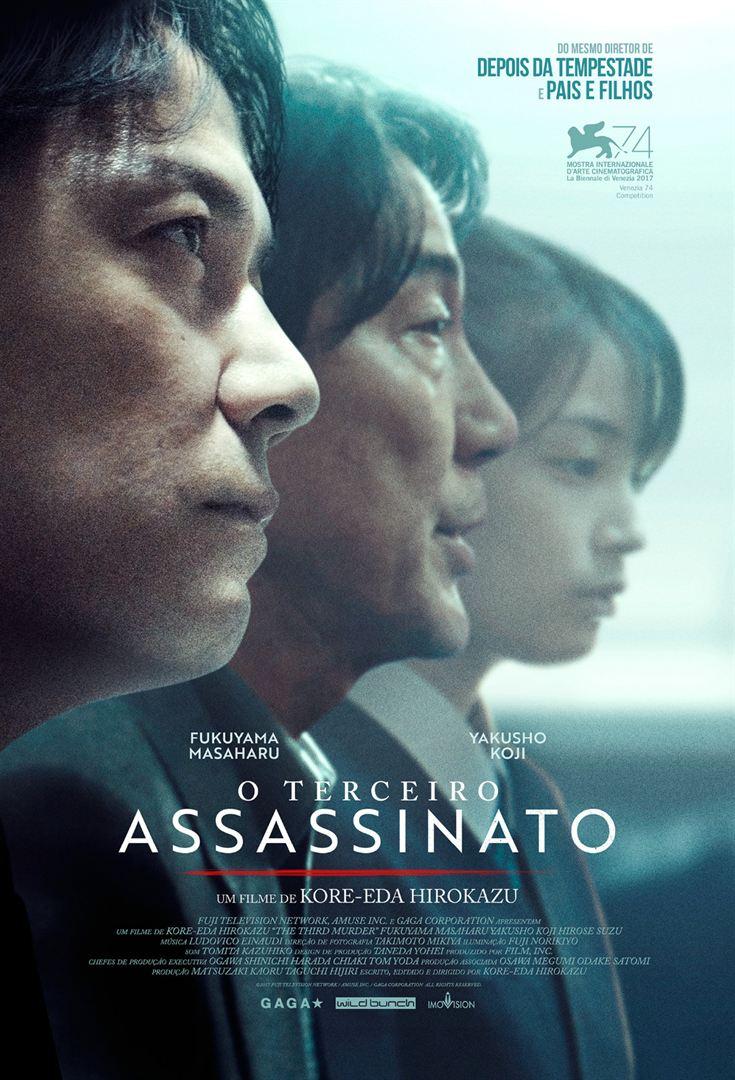 Poster de O Terceiro Assassinato