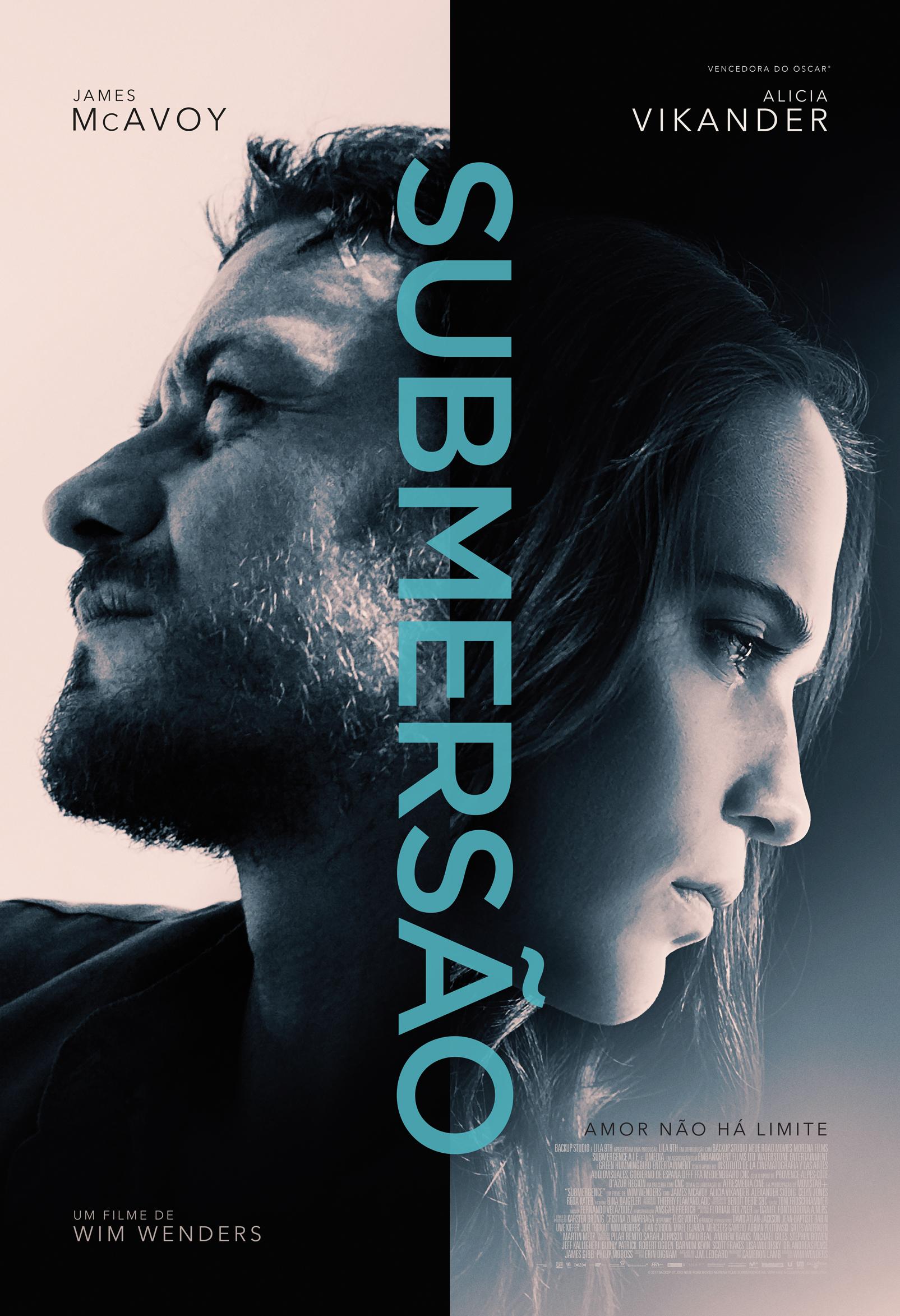 Poster de Submersão