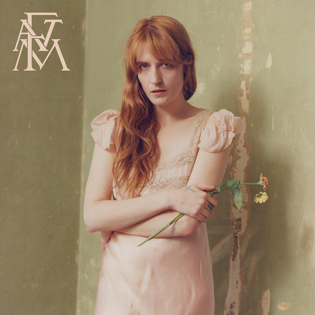 """Florence and the Machine anuncia novo álbum de estúdio, """"High as Hope"""""""