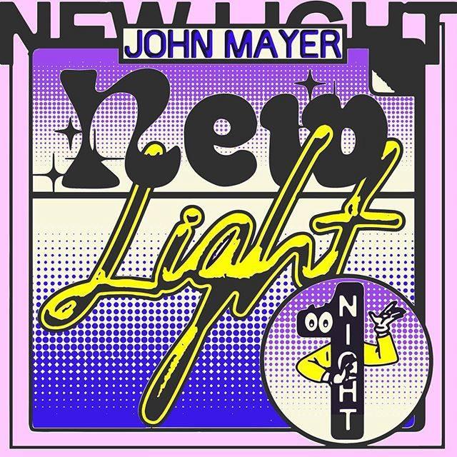 "John Mayer lança nova música; venha ouvir ""New Light"""
