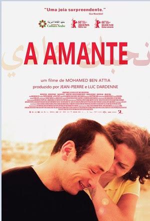 Poster de A Amante