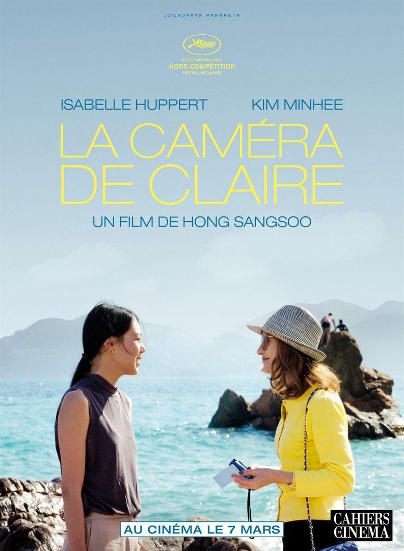 Poster de A Camera de Claire