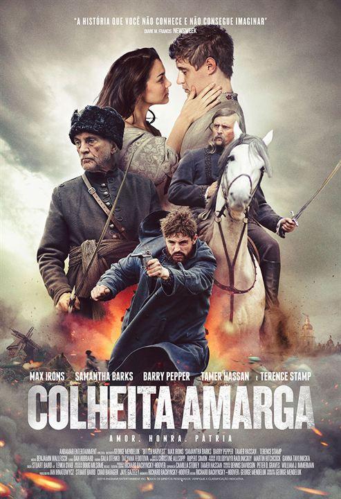 Poster de Colheita Amarga