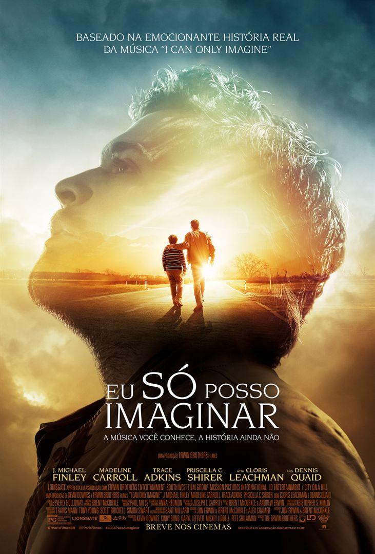 Poster de Eu Só Posso Imaginar