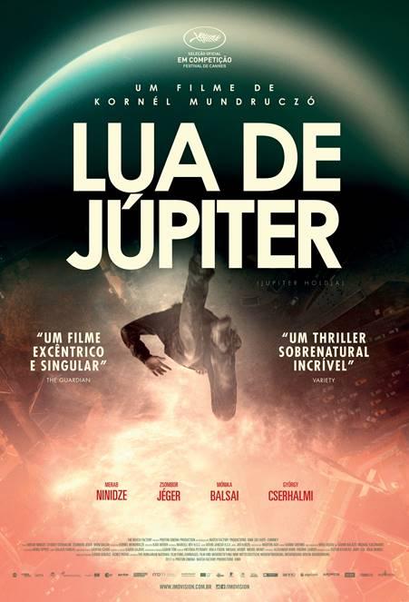 Poster de Lua de Júpiter