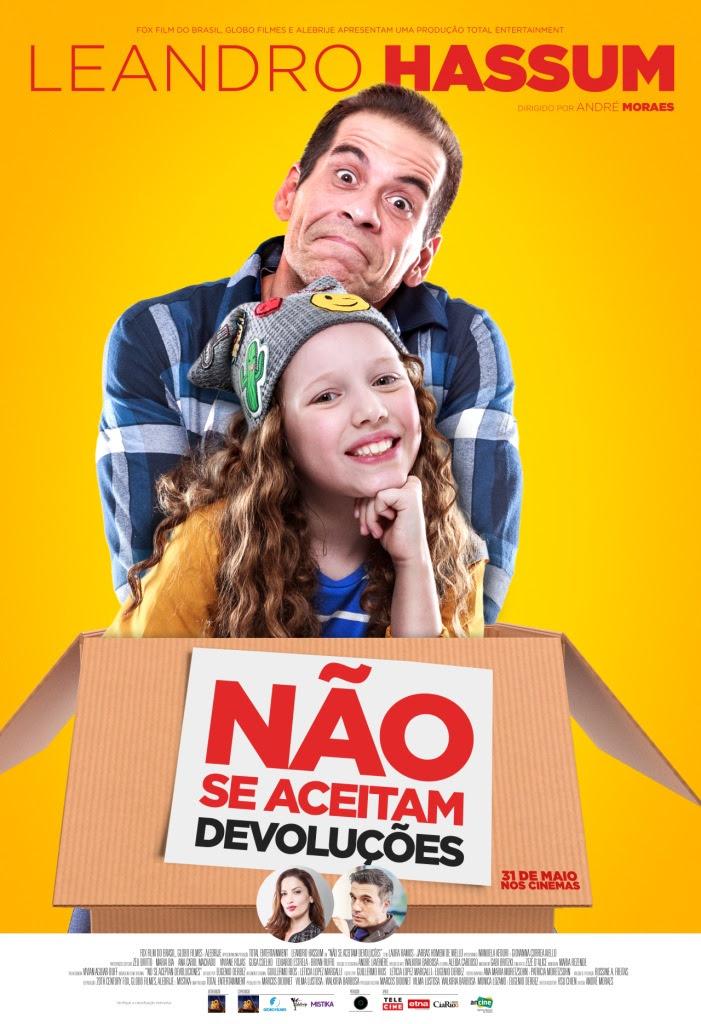 Poster de Não se Aceitam Devoluções