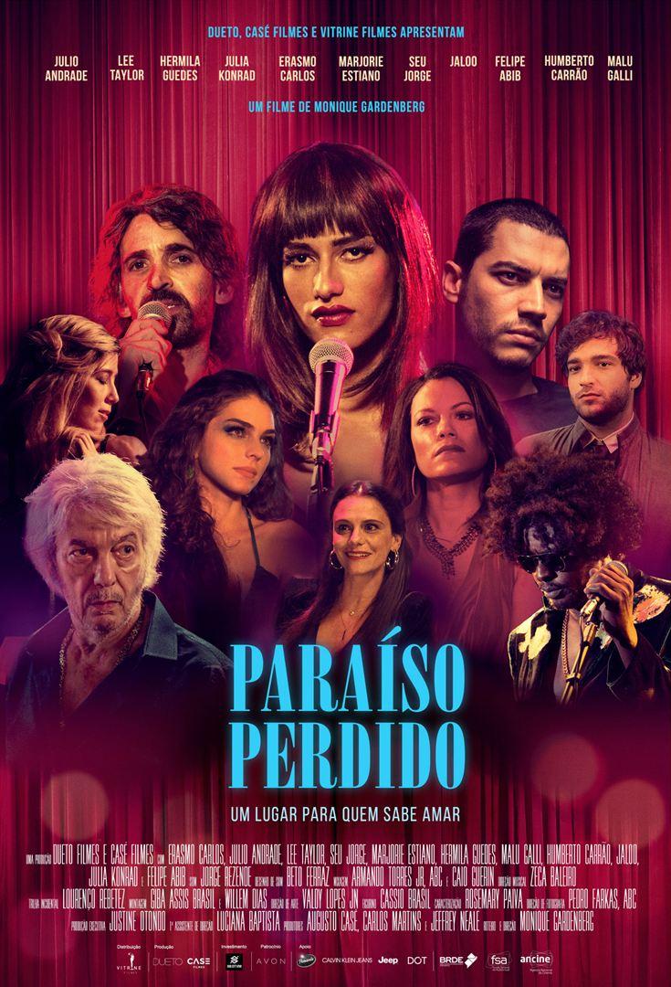 Poster de Paraíso Perdido