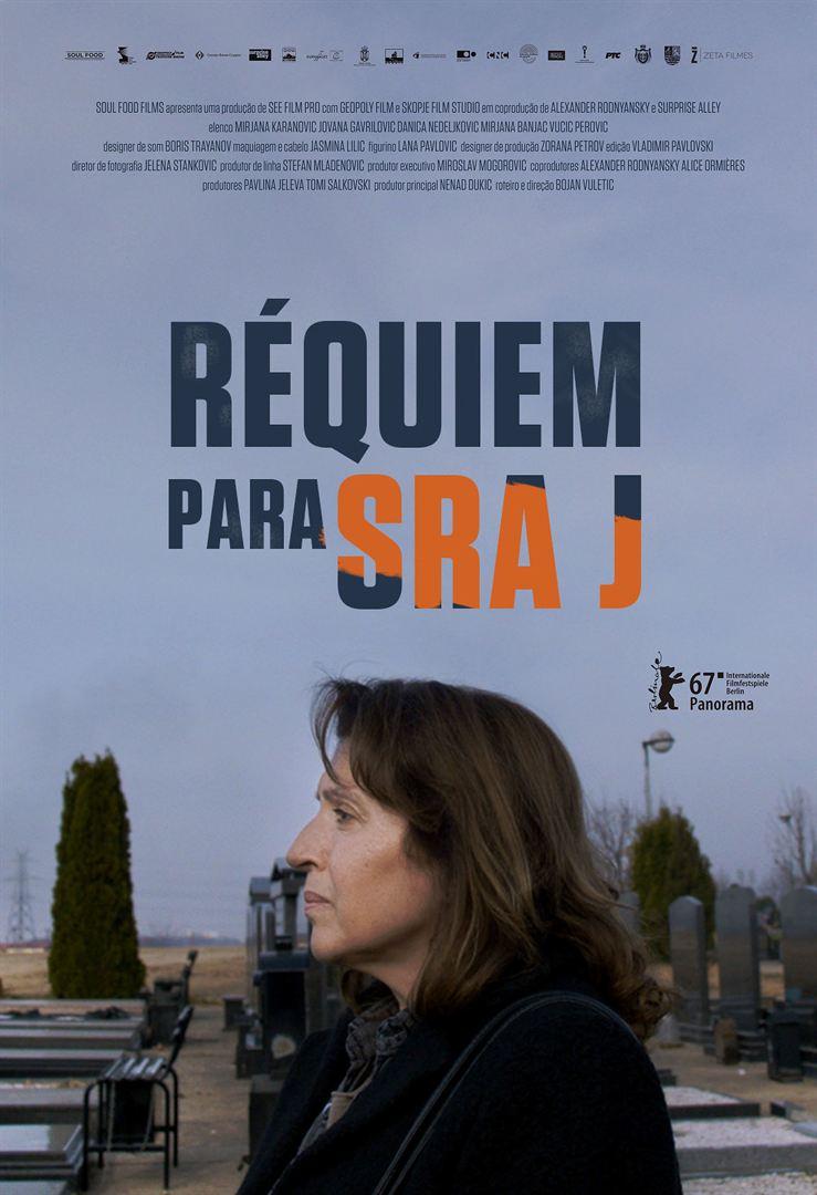 Poster de Réquiem Para Sra. J
