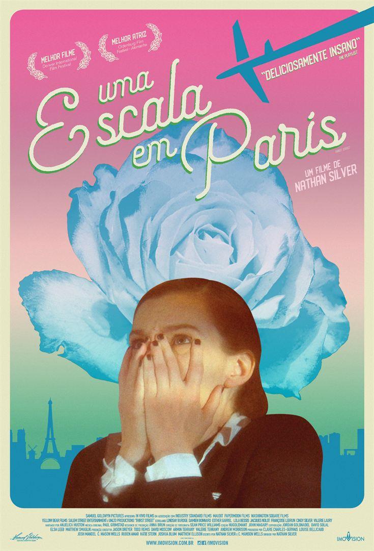 Poster de Uma Escala em Paris
