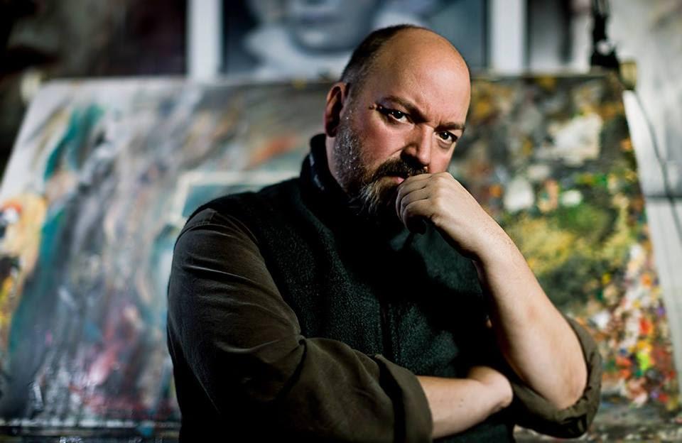 """Dave McKean virá ao Brasil para lançar sua nova HQ, """"Black Dog"""""""