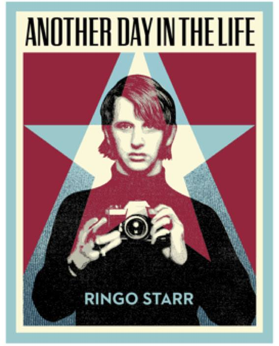 "Ringo Starr lançará novo livro de fotografias, ""Another Day in the Life"""