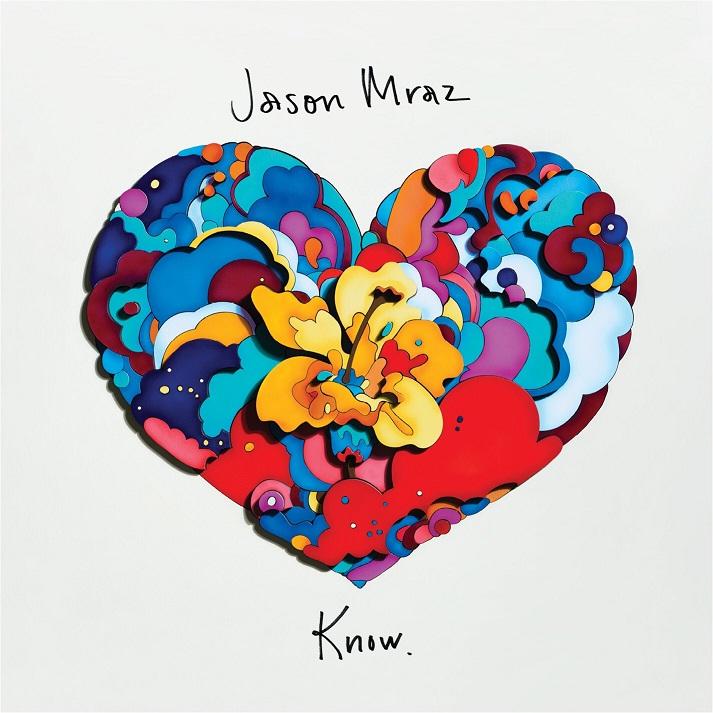 "Jason Mraz lança novo álbum de estúdio; ouça ""Know."""