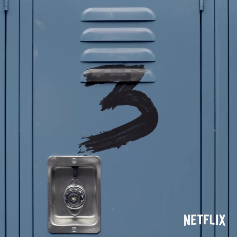 Netflix anuncia 3ª temporada de 13 Reasons Why