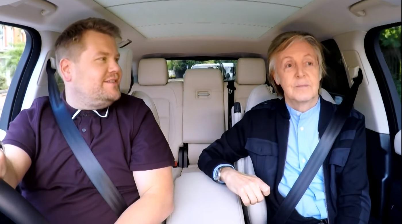 Paul McCartney faz tour por Liverpool e surpreende moradores em 'Carpool Karaoke'