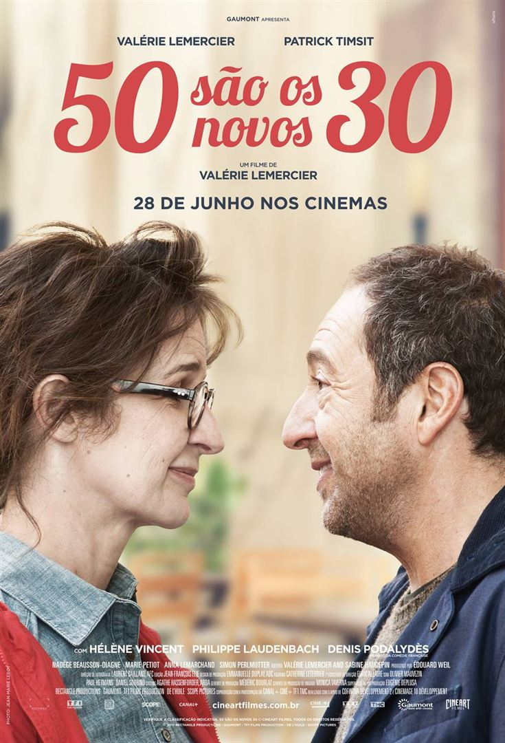 Poster de 50 São os Novos 30