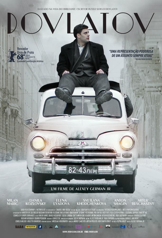 Poster de Dovlatov