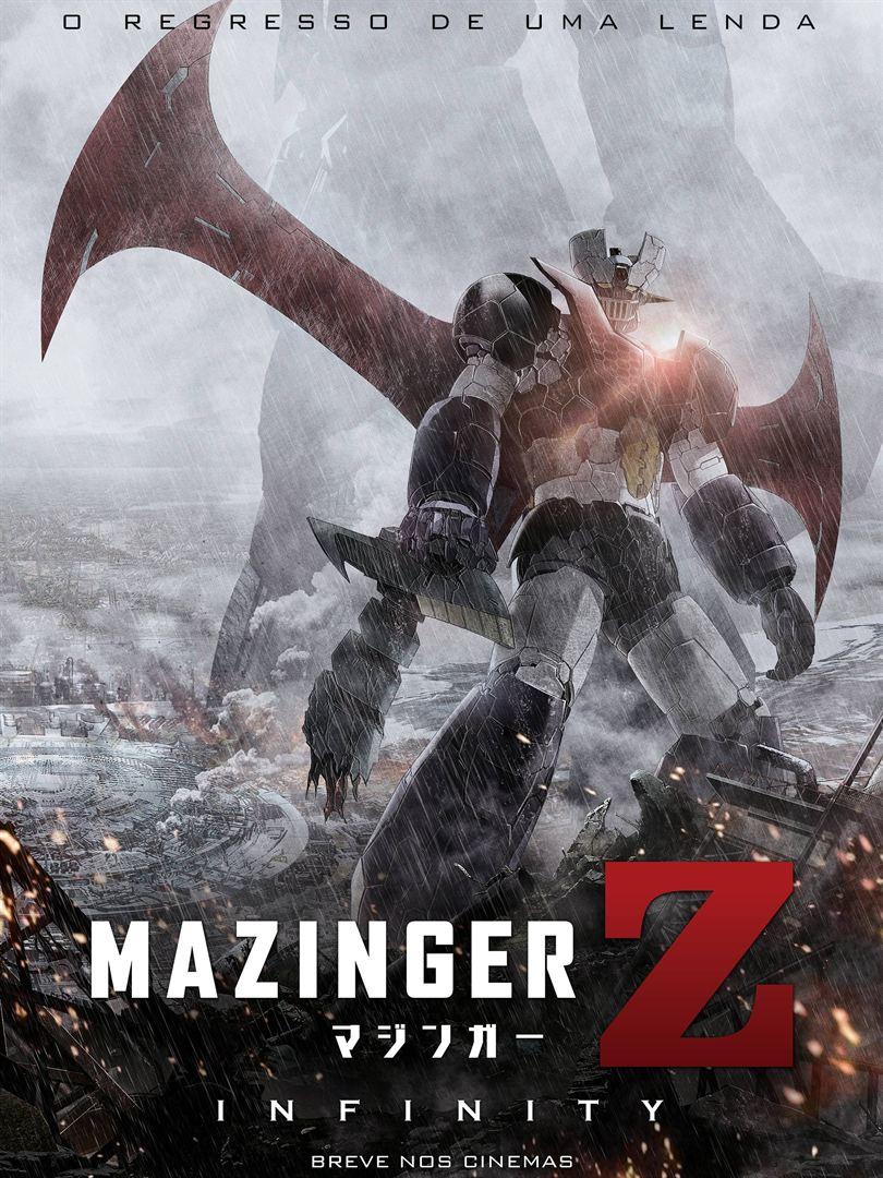 Poster de Mazinger Z - Infinity