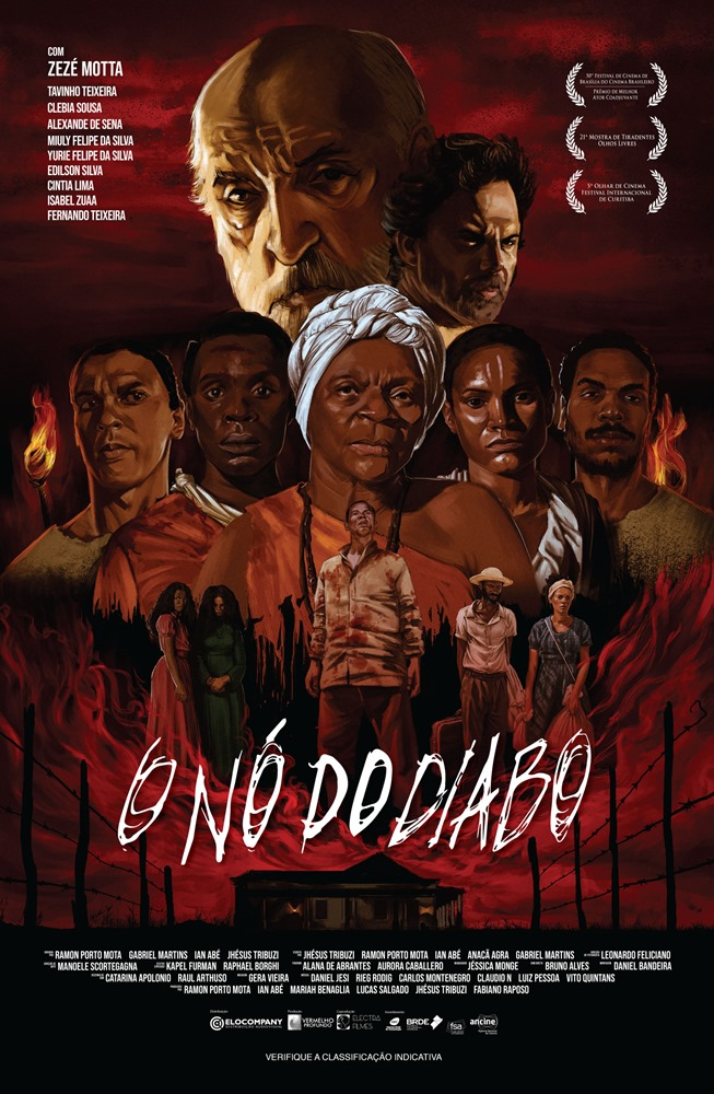 Poster de O Nó do Diabo