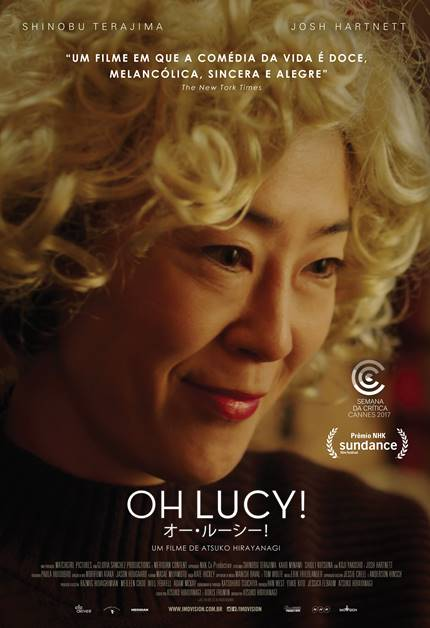 Poster de Oh Lucy