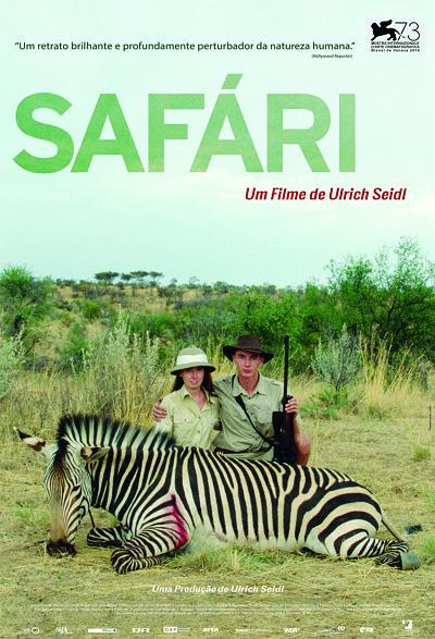 Poster de Safári