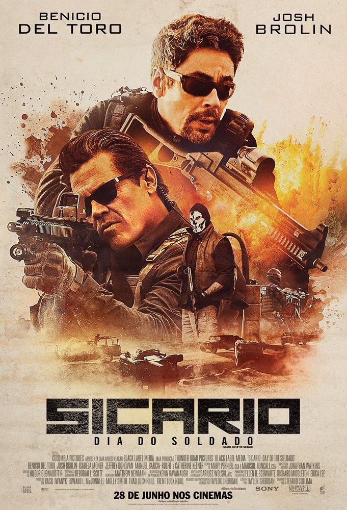 Poster de Sicario: Dia do Soldado