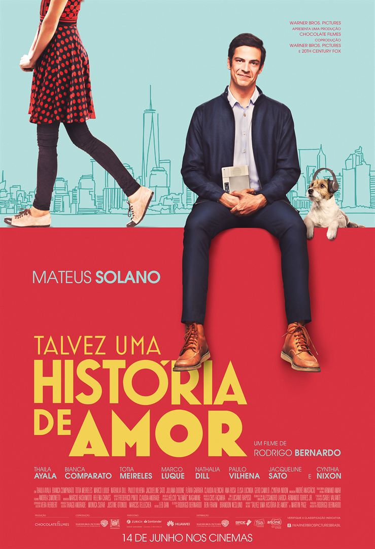 Poster de Talvez Uma História de Amor