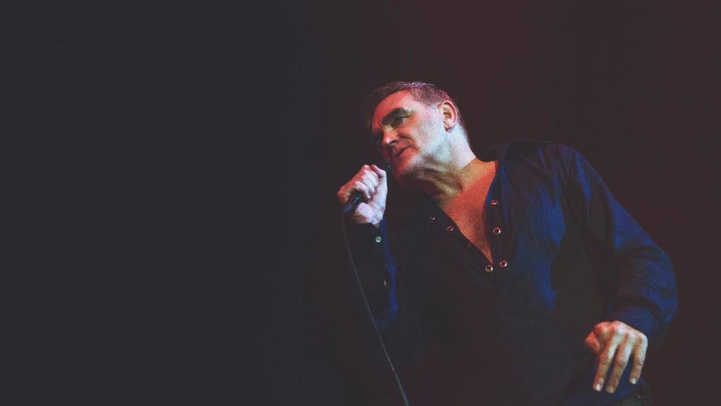 Morrissey confirma dois shows no Brasil em novembro; veja preços