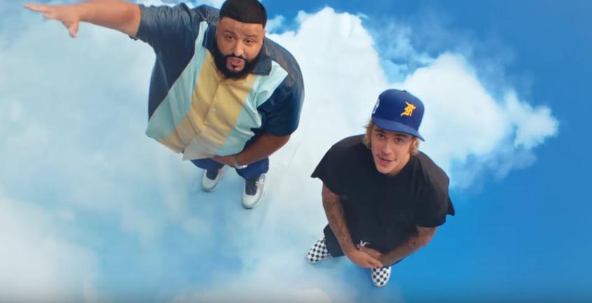 DJ Khaled lança nova parceria com Justin Bieber; ouça No Brainer