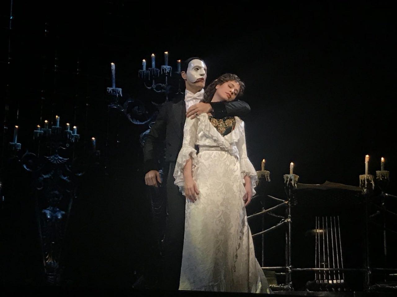 Peça da Broadway há mais tempo em cartaz, 'O Fantasma da Ópera' volta a São Paulo