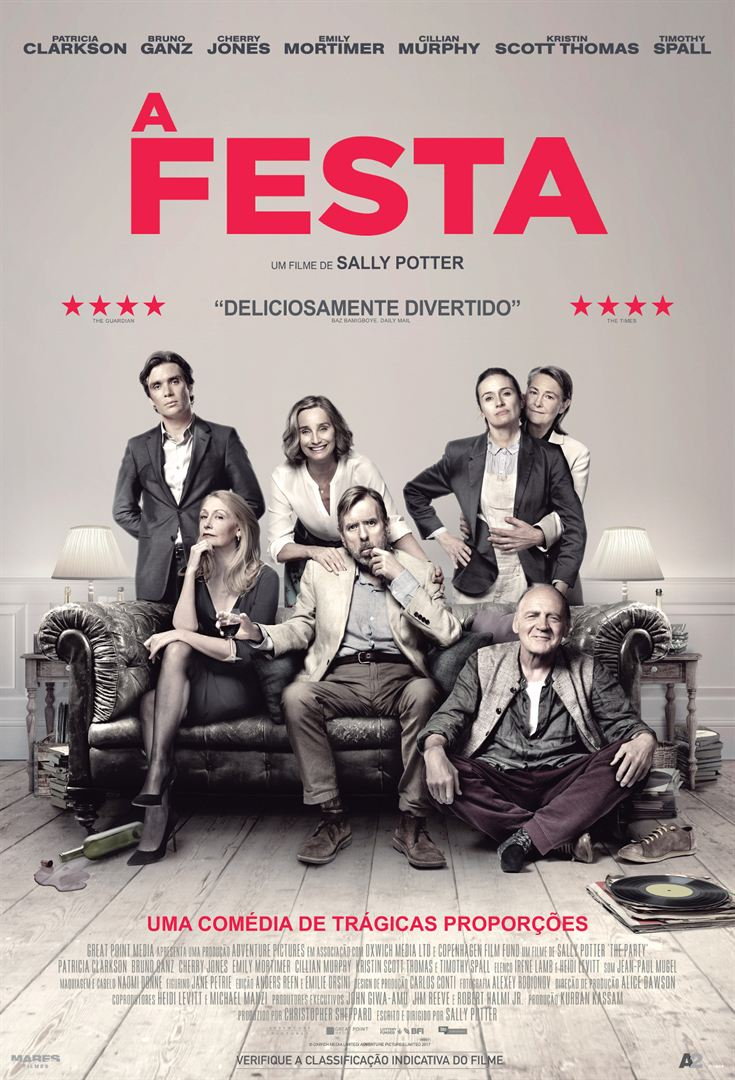 Poster de A Festa