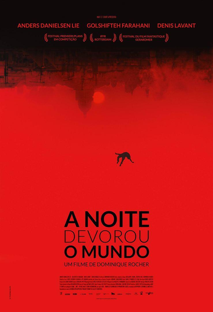 Poster de A Noite Devorou o Mundo