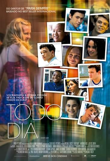 Poster de Todo Dia