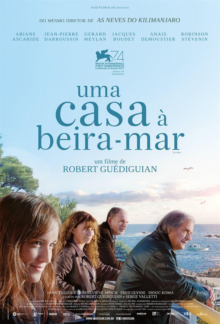 Poster de Uma Casa à Beira-Mar