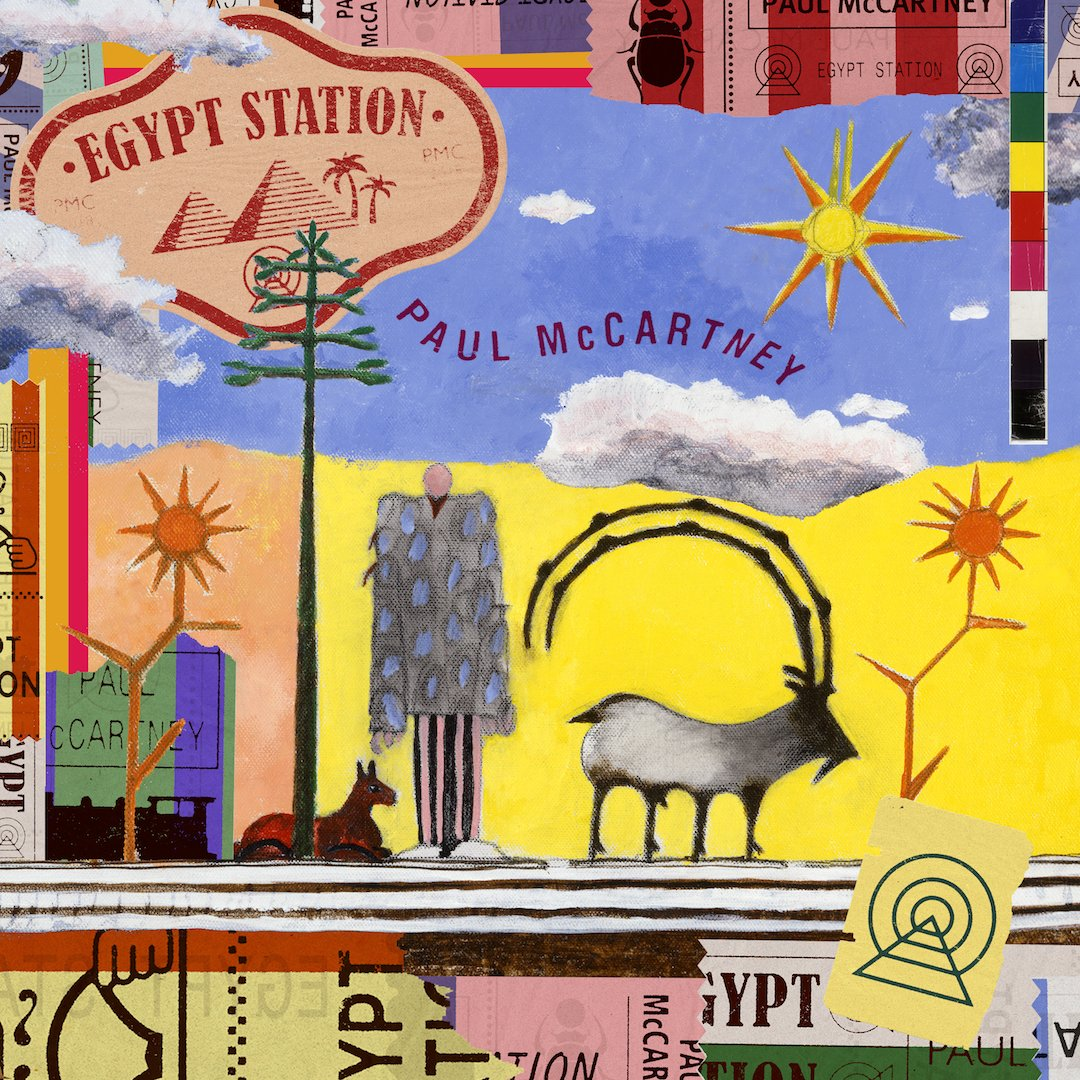 Paul McCartney divulga tracklist completa de novo álbum, 'Egypt Station'