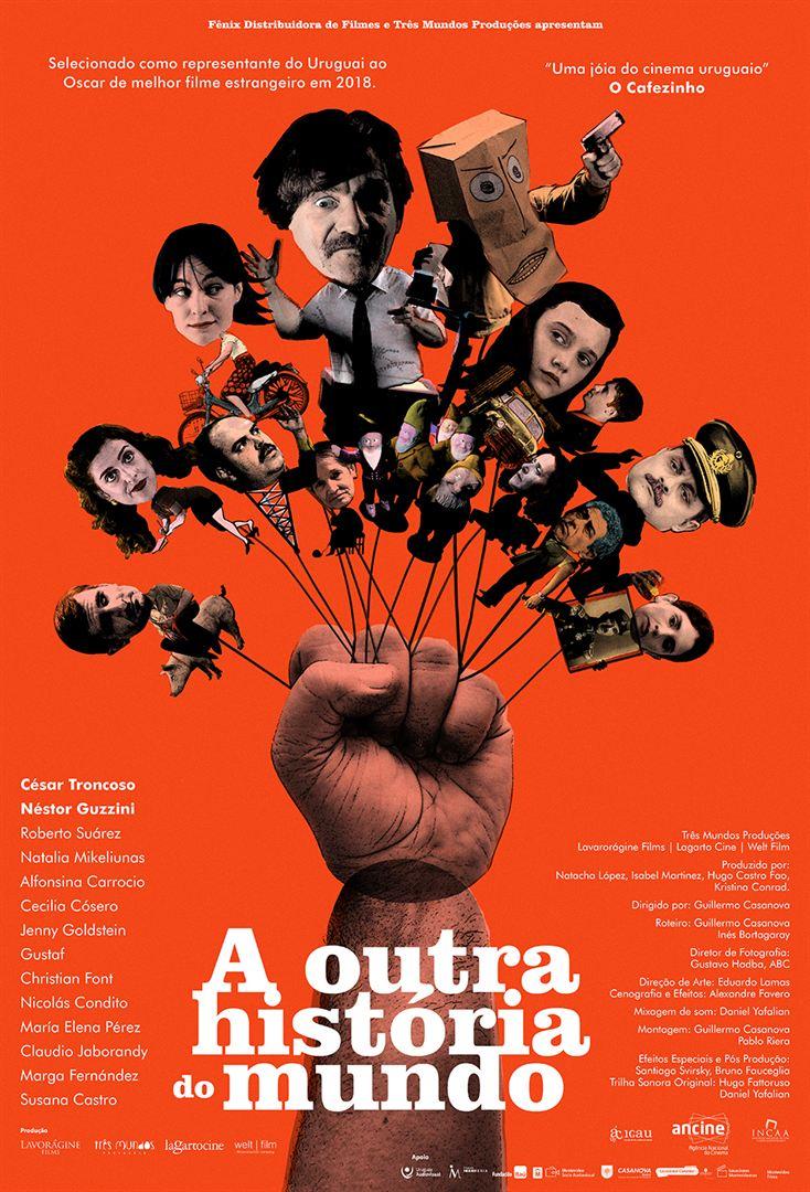 Poster de A Outra História do Mundo