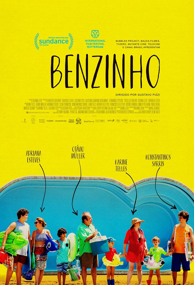 Poster de Benzinho