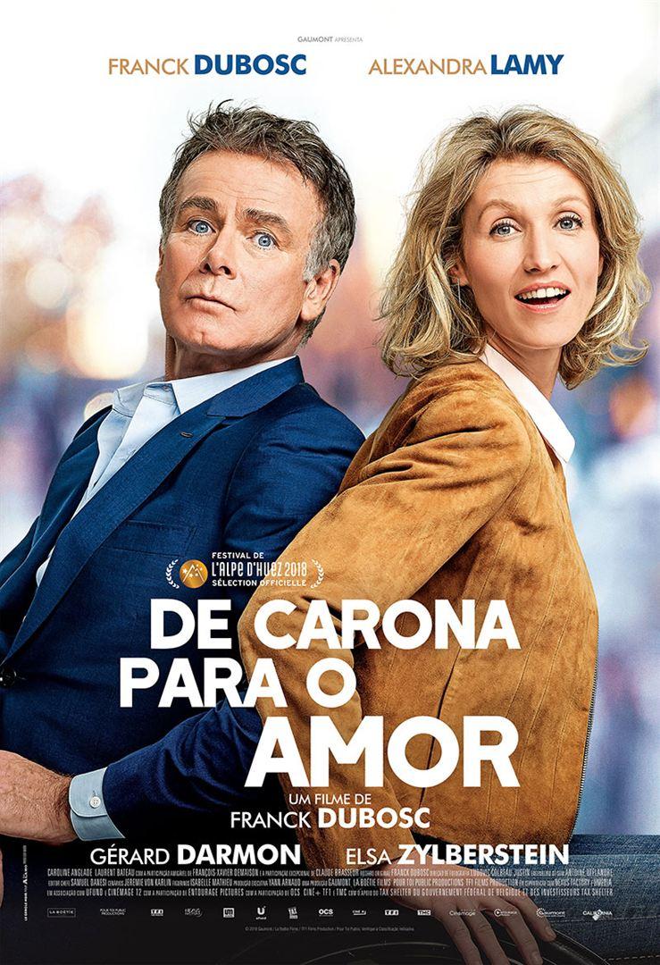 Poster de 'De Carona Para o Amor'