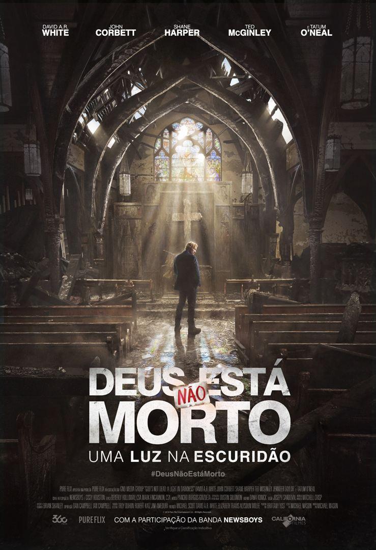Poster de Deus Não Está Morto: Uma Luz na Escuridão