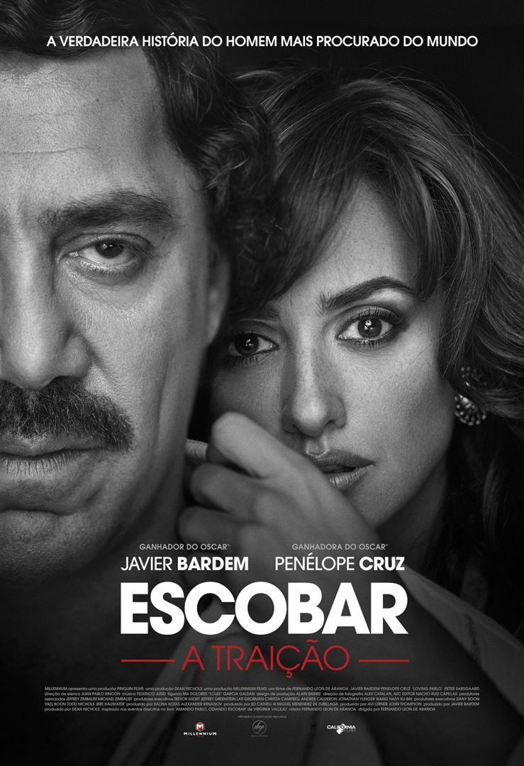 Poster de Escobar - A Traição