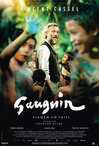 Poster de Gauguin - Viagem ao Taiti