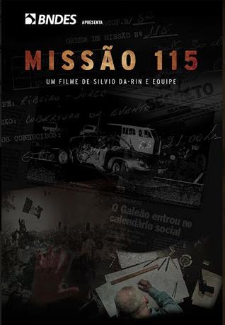 Poster de Missão 115