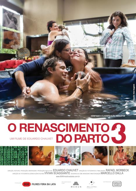 Poster de O Renascimento do Parto 3