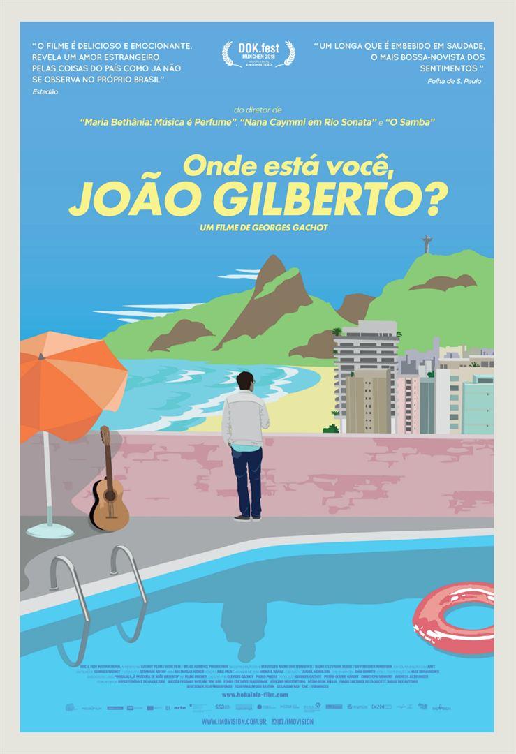 Poster de Onde Está Você, João Gilberto